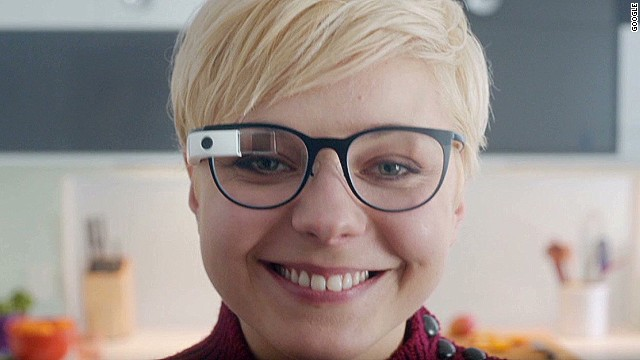 'Google Glass' more chic, less geek