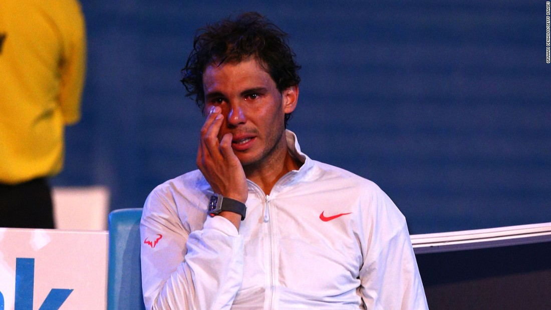 Rafa Nadal announced he would not be taking part at Wimbledon this year after the results of a recent medical exam confirmed his wrist injury suffered at Roland Garros needs time to heal.