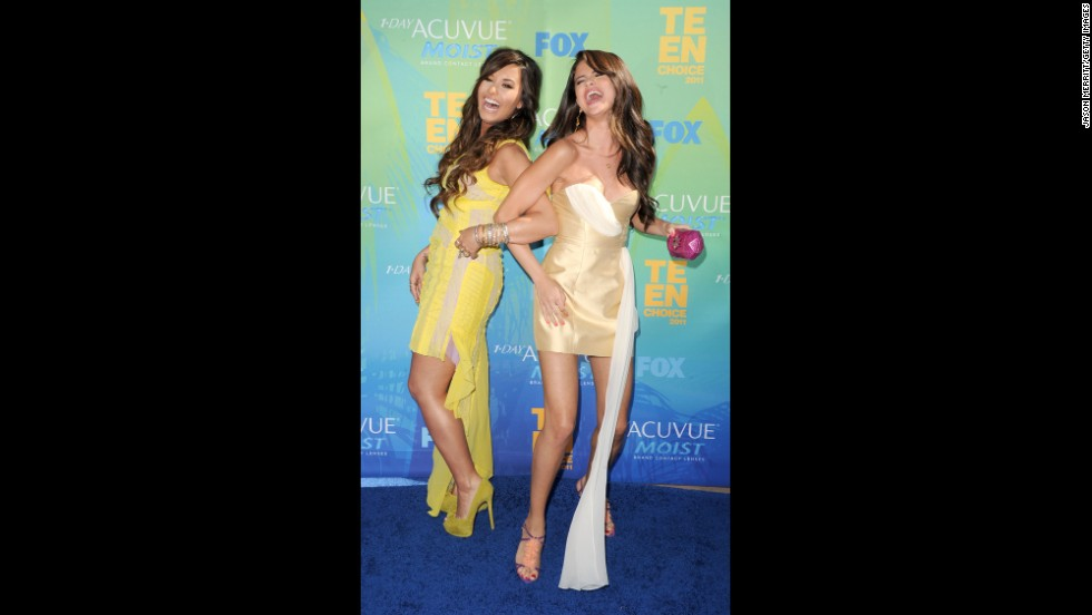 "Lovato's friendship with Selena Gomez, right, has had its turbulence -- specifically, the feud that caused the two to fall out around 2010 -- but they were soon back on solid ground. ""She's the only person that I would tell the deepest, darkest secrets to,"" Gomez told Seventeen magazine. ""The only person."""