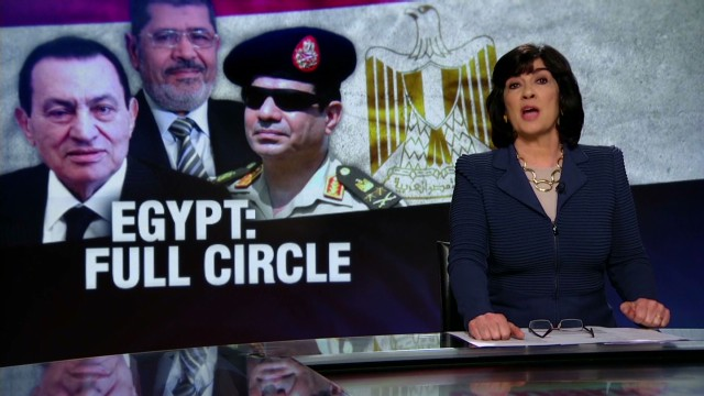 What is going on in Egypt?