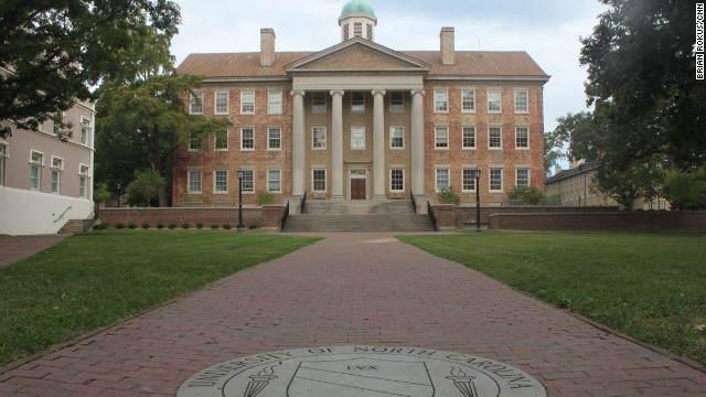 UNC apologizes for academic failure