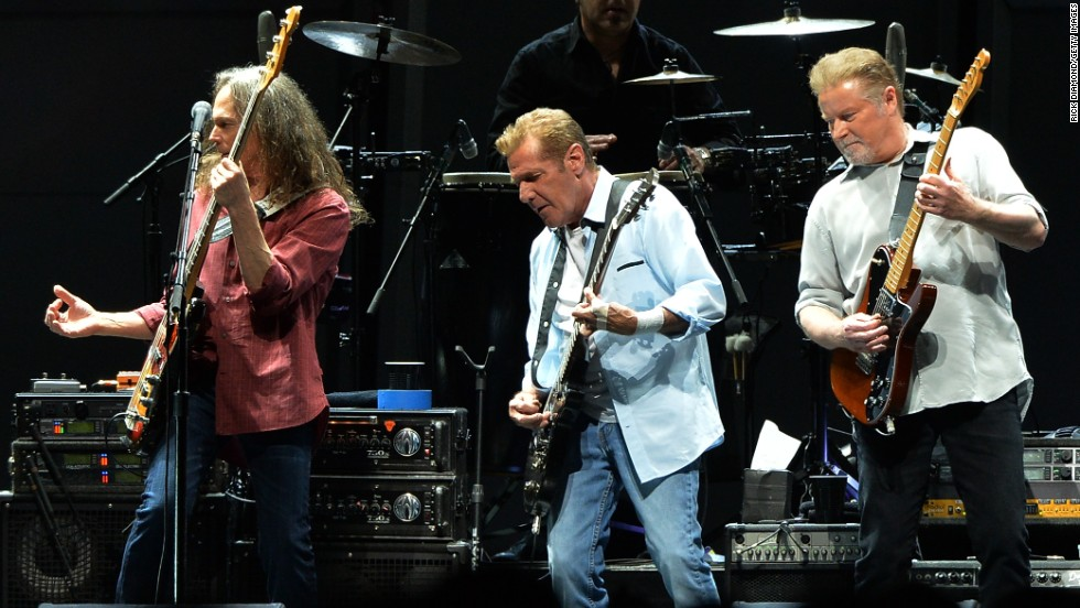 "In 2013, The Eagles released a documentary, ""History of the Eagles,"" and went on tour. Fans have been digging them since their debut album in 1972."