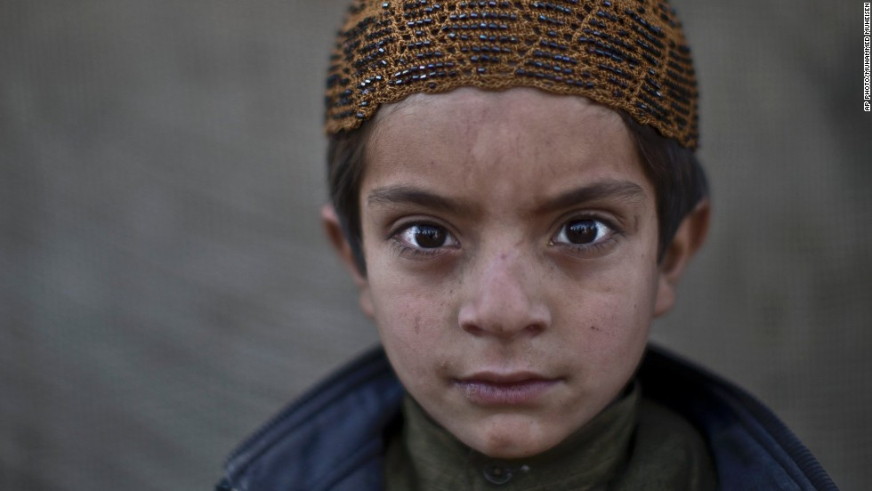 Allam Ahmad, 6 -- The UN Refugee Agency estimates that in June 2013, there were 11.1 million refugees around the world.