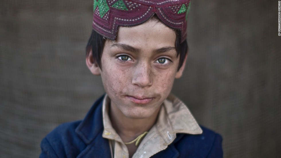 Ibraheem Rahees, 8 -- Estimated 150,000 refugees should be able to return to Afghanistan this year.