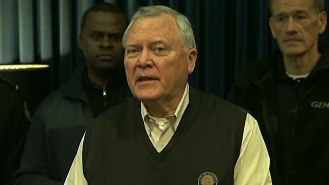 Georgia governor says forecasts were wrong