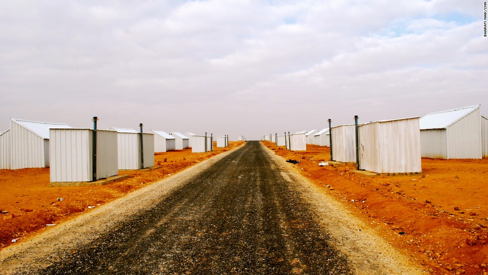 In the meantime, the Jordanians are building a new refugee camp. Officials say it can accommodate 30,000 right now, but could end up holding more than 100,000 refugees.