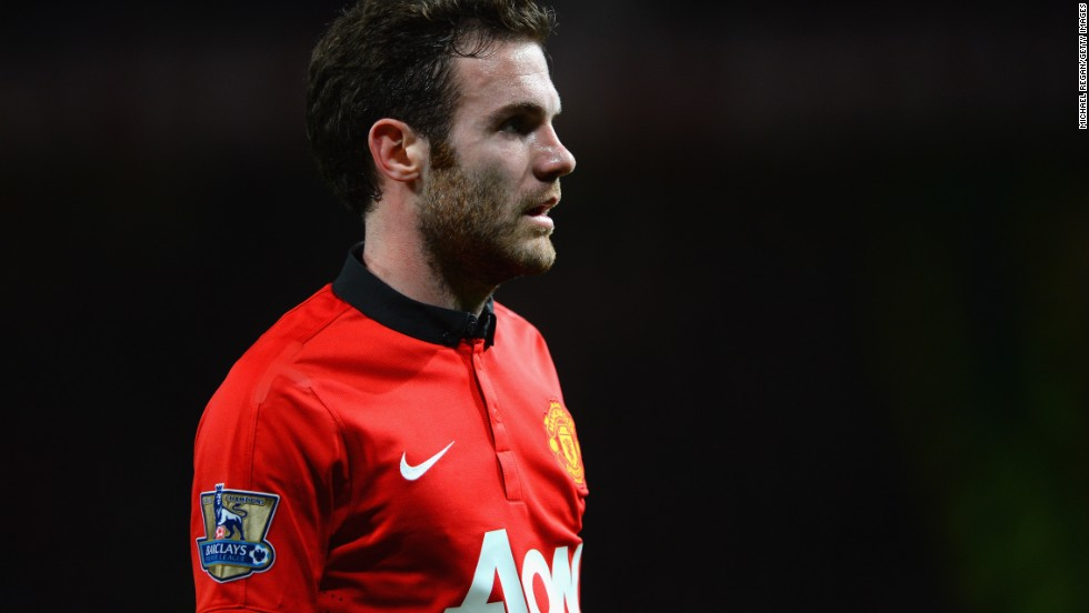 Manchester United don't usually spend money in the January transfer window, but well off the pace in the race for a Champions League spot $61 million has been forked out to sign Juan Mata from Chelsea.