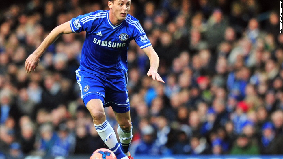 Chelsea have had a busy window. Some of the Mata money -- $34.7 million -- was spent on re-signing Benfica midfielder Nemanja Matic. The 25-year-old left Stamford Bridge for Portugal three years ago as part of the deal to bring David Luiz to Stamford Bridge from Benfica.