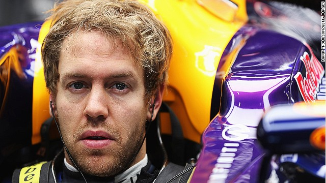 Tense times for Red Bull's world champion Sebastian Vettel as his winter testing is cut short by his car's engine problems.
