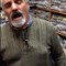 Tehran shopkeeper sings