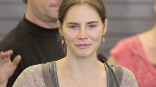 Amanda Knox convicted of murder again