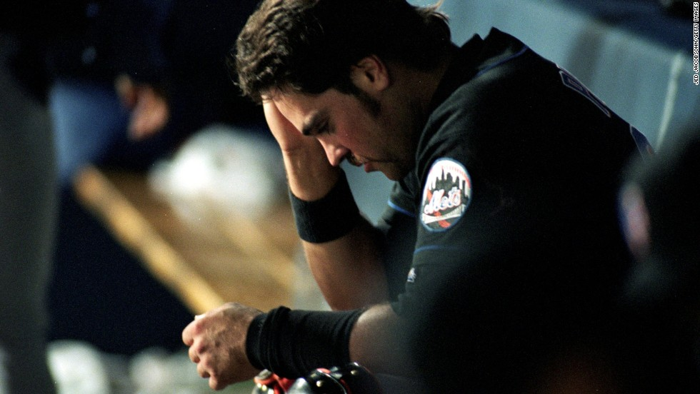 "Mike Piazza, a former catcher for the New York Mets, is a devoted Catholic. ""I truly believe my whole professional career has been a blessing from God,"" he told Beliefnet."