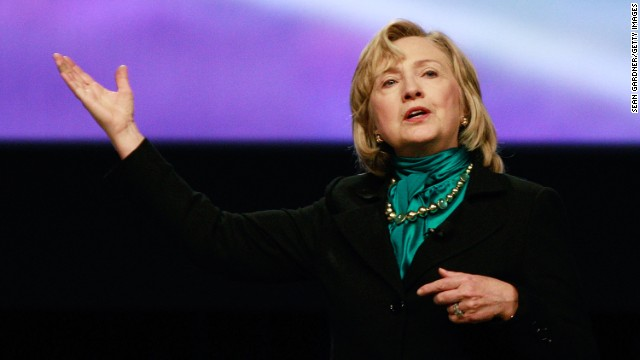 Deciding Clinton's role in 2014
