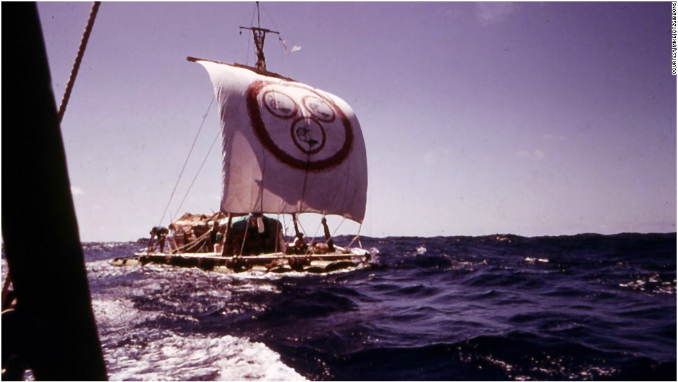 The 1973 Las Balsas voyage is the world's longest known raft journey, reaching 9,000 miles across the Pacific Ocean from Ecuador to Australia.