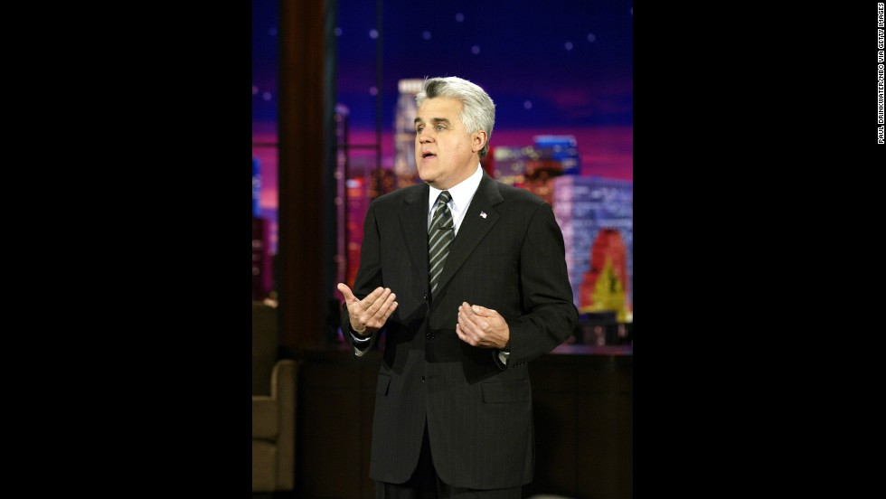 "Leno hosted ""The Tonight Show"" for 22 years -- minus seven months in 2009-10 when Conan O'Brien had the chair. He had his final episode on February 6."