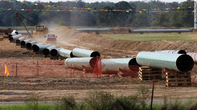 Keystone delay: 'stupid' move?