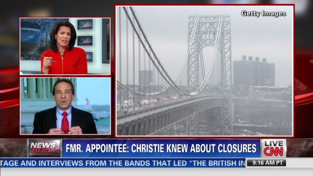 Gov. Christie faces new allegations