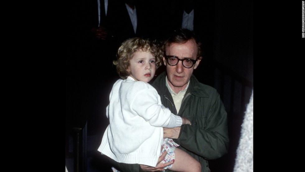 Woody Allen denies Dylan Farrow's sexual assault allegation