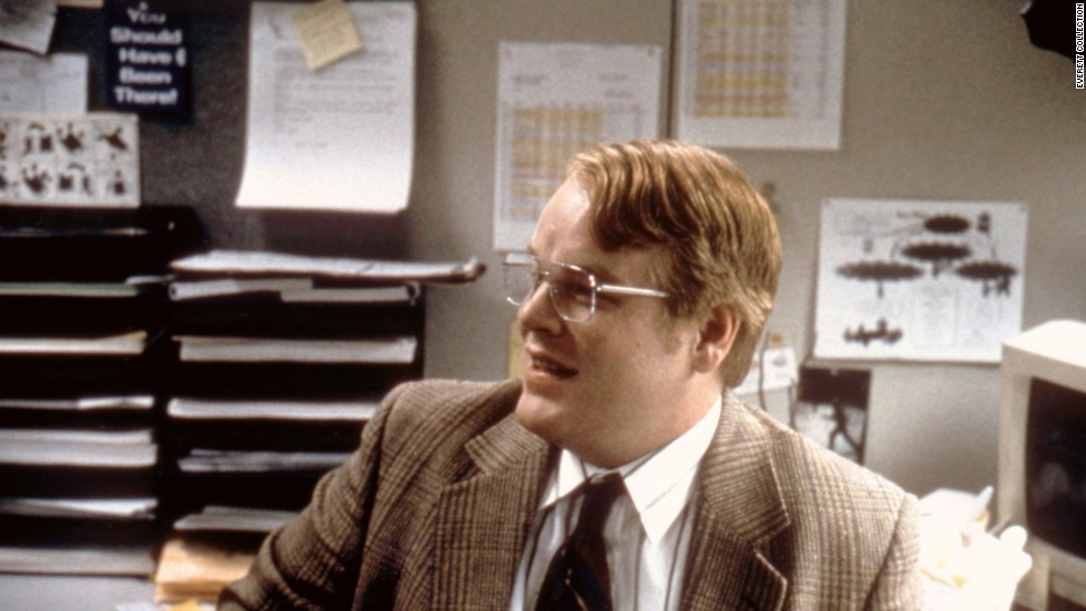 "Hoffman en ""Happiness"", de 1998."
