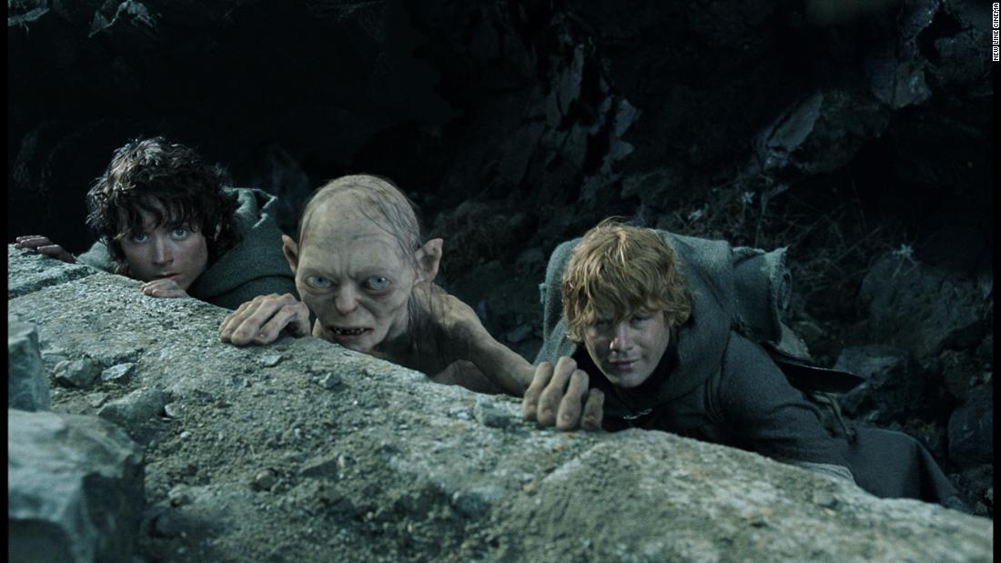 Amazon announces 'Lord of the Rings' TV show