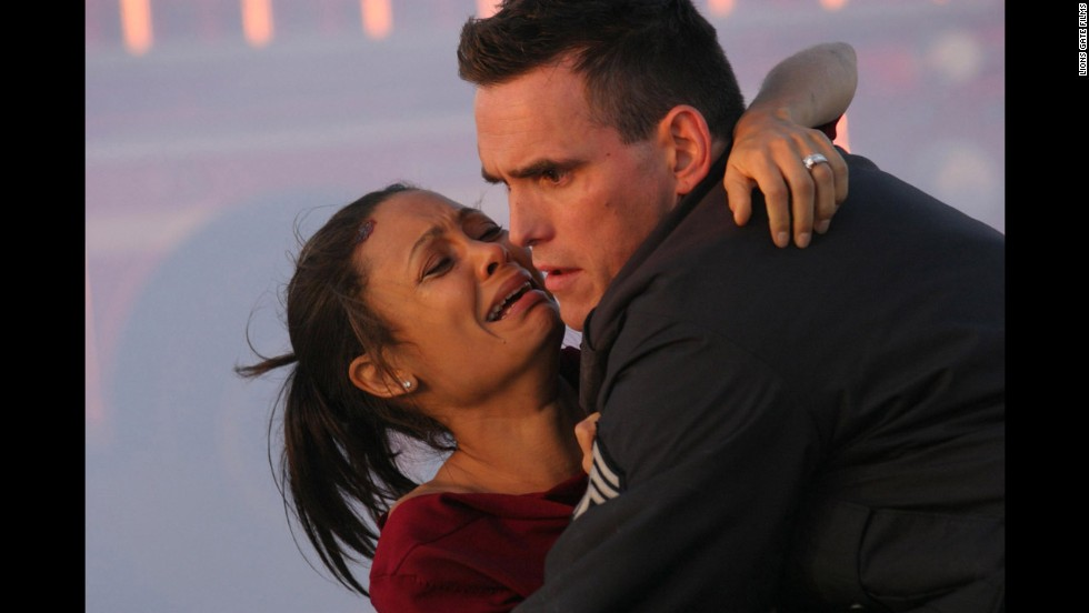 "Few best pictures have been as polarizing as ""Crash,"" about the criss-crossing lives of several Los Angeles residents. The film touches on issues of race and justice and stars -- among many others -- Thandie Newton and Matt Dillon."