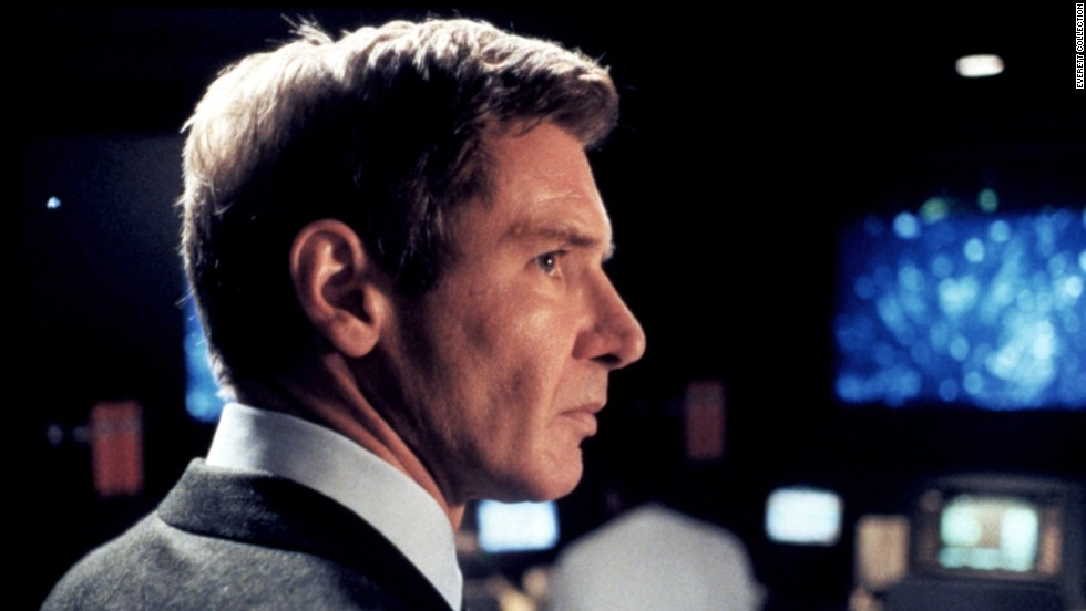 "To get you ready for the new Jack Ryan film, relive old times with the 1992 movie <strong>""Patriot Games,""</strong> starring Harrison Ford. (Available now.)"