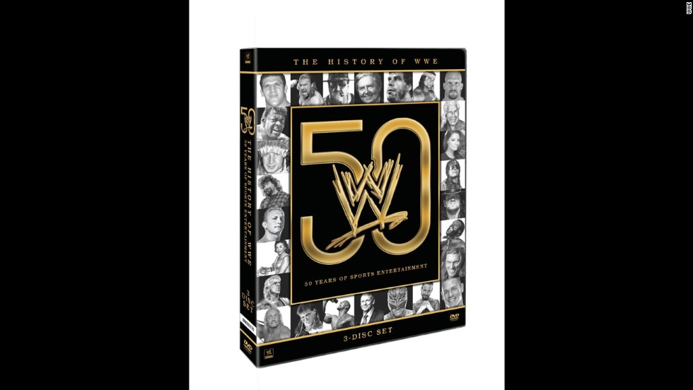 "Whether it's all staged or not, <strong>""The History of WWE""</strong> offers 50 years worth of retrospective on professional wrestling and the evolution of World Wrestling Entertainment. (Available now.)"