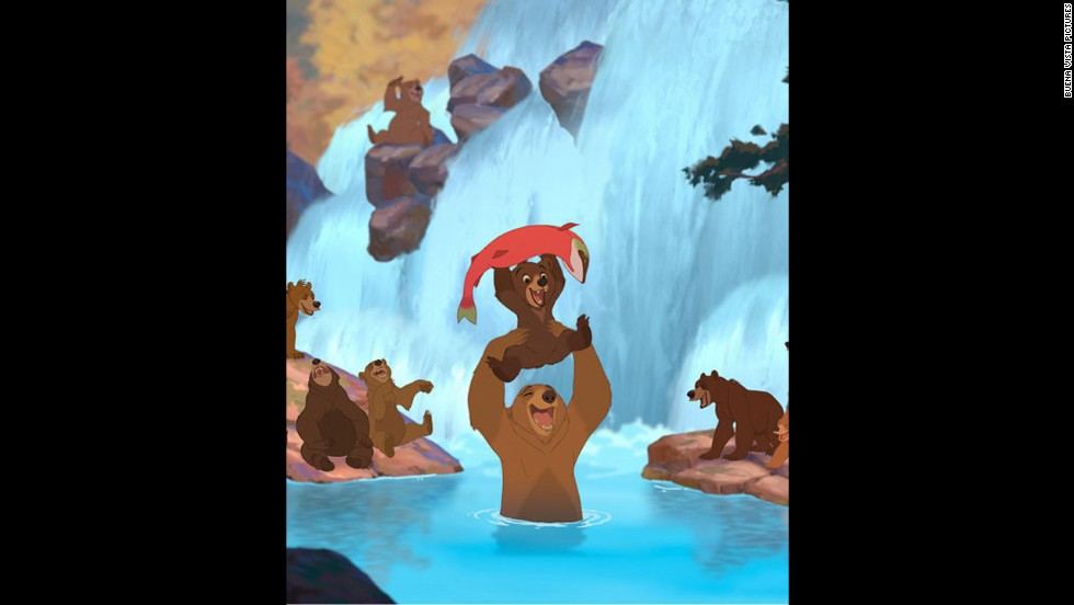 "Joaquin Phoenix is one of the celebrity voices in <strong>""Brother Bear,""</strong> a 2003 animated film about a Native American struggling to regain his human form once he is transformed into a bear. (Available now.)"