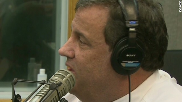 Christie: I did not know anything