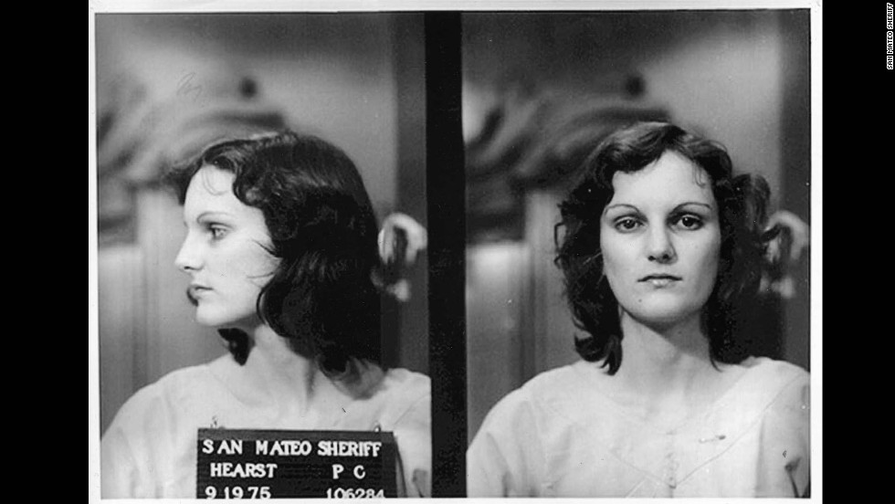 Who is Patty Hearst?