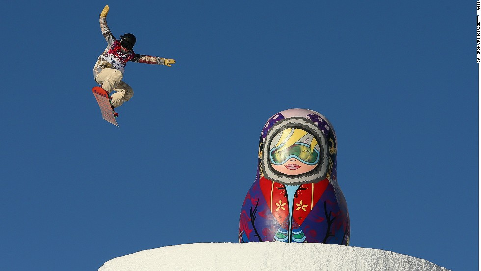 Looking for a new sport? Then the Winter Olympics are for you.  There are 12 new events added to the Sochi program, including the high-flying slopestyle competition.