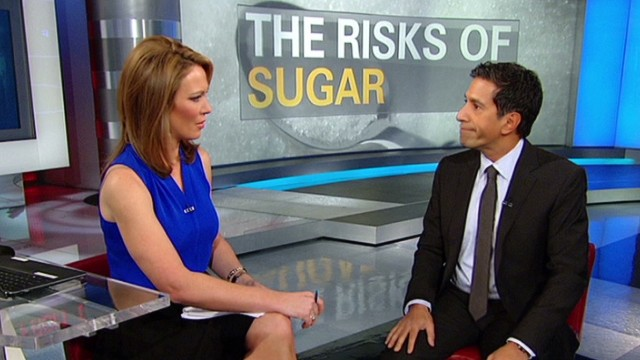Report: Sugar raises heart concerns