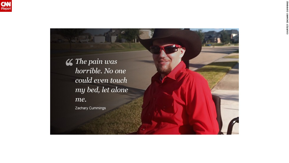 Zachary Cummings SPS quote
