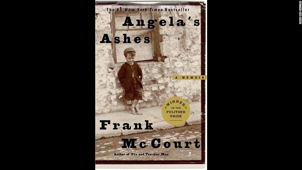 'Angela's Ashes: A Memoir' by Frank McCourt