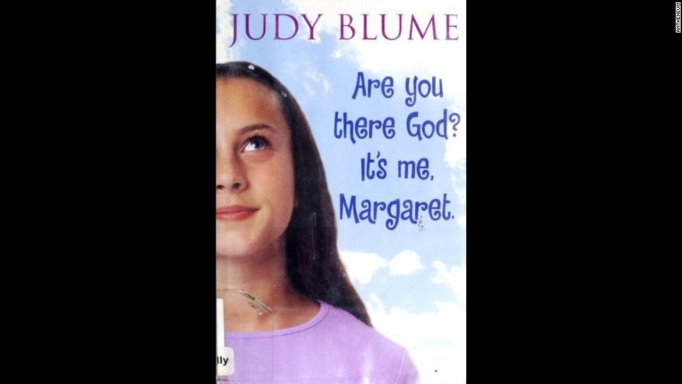 'Are You There, God? It's me, Margaret' by Judy Blume
