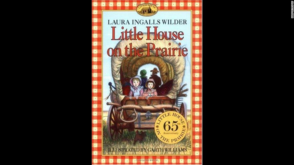 'Little House on the Prairie' by Laura Ingalls Wilder