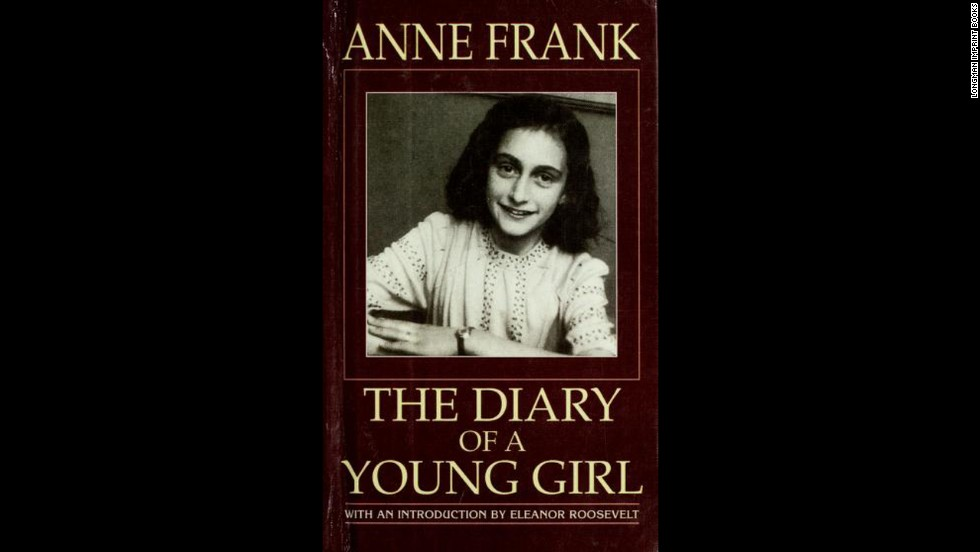 'The Diary of Anne Frank' by Anne Frank