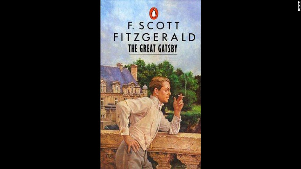 'The Great Gatsby' by F. Scott Fitzgerald