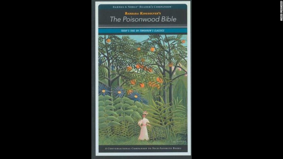 'The Poisonwood Bible: A Novel' by Barbara Kingsolver