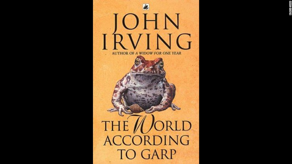 'The World According to Garp' by John Irving