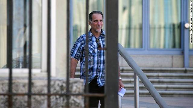"Rene Gonzalez, one of the ""Cuban Five"" group, In 2011, was released after serving most of his 15-year sentence."