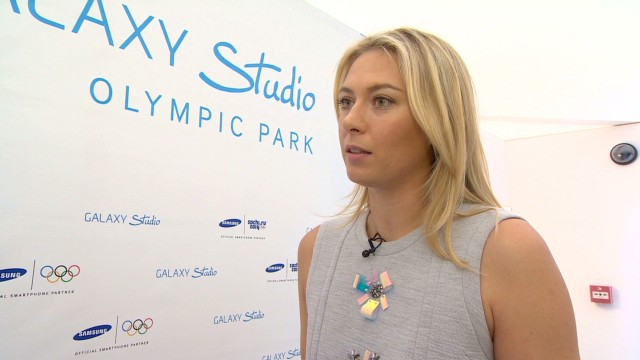 Maria Sharapova's defends Sochi