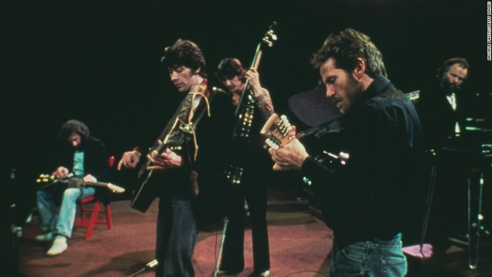 That most American-sounding of musical groups, the Band, was actually four-fifths Canadian. Robbie Robertson, Rick Danko, Garth Hudson and Richard Manuel were all born in Ontario. Only Levon Helm, from Elaine, Arkansas, hailed from the U.S.
