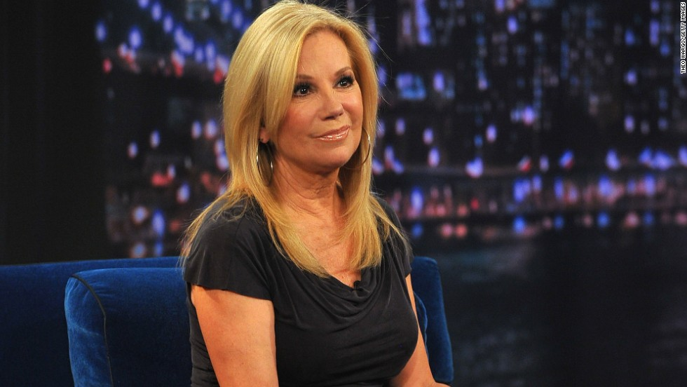 Kathie Lee Gifford's father was with the U.S. Navy at the time she was born in Paris in 1953. Originally Kathryn Lee Epstein, she was raised in Maryland.