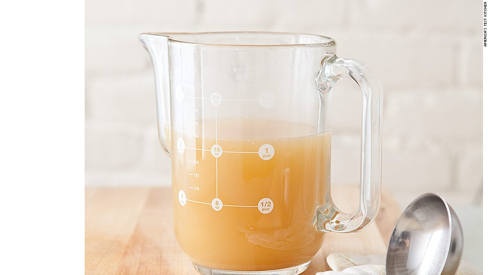 Storebought broth is fine for many recipes, but homemade is so much better. Here's how.