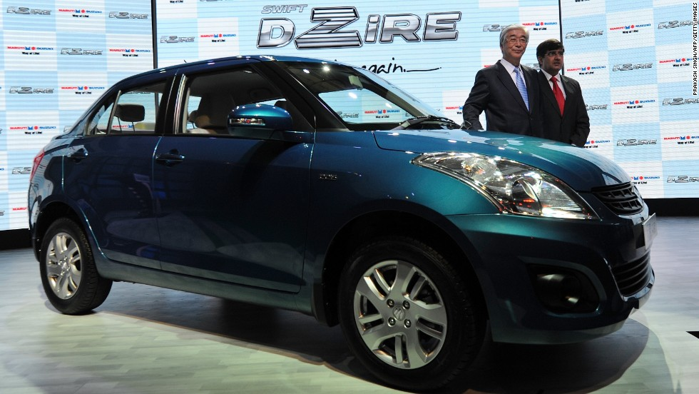 The next-gen Dzire comes loaded with features.