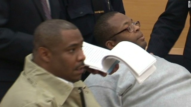 DNA frees 2 men in N.Y. triple murder