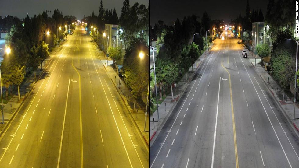 Hoover Street & LED streetlights: Doctors issue warning - CNN azcodes.com