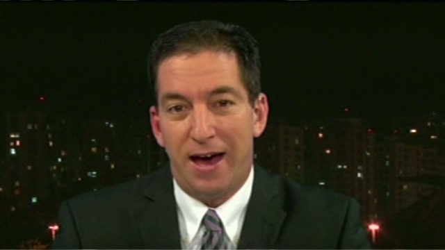 Greenwald: I will definitely come back