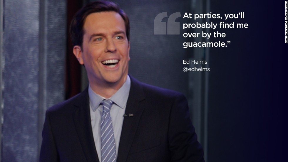 twitter quotes ed helms